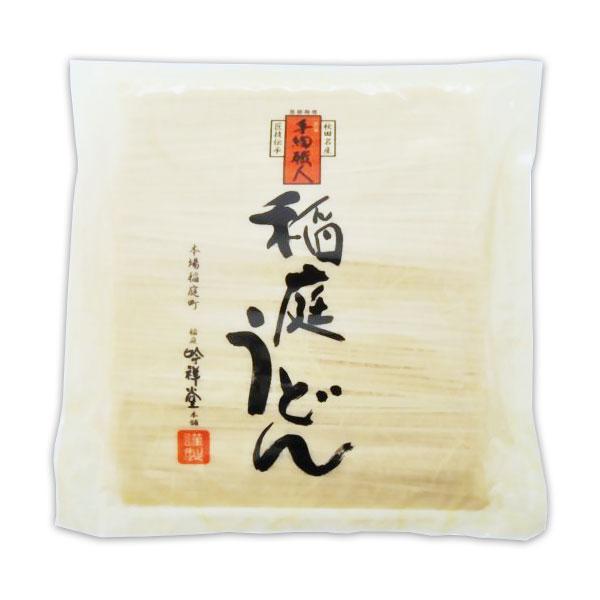 ご家庭向け稲庭うどんF-6 お徳用・規格外品※(切り端部分)