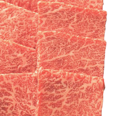 前沢牛・霜降り焼肉用300g