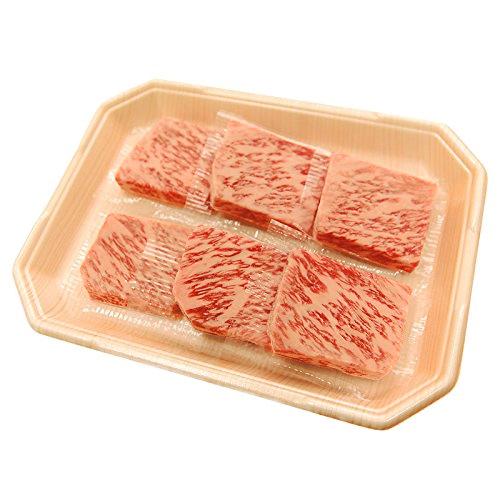 前沢牛・霜降りステーキ用600g