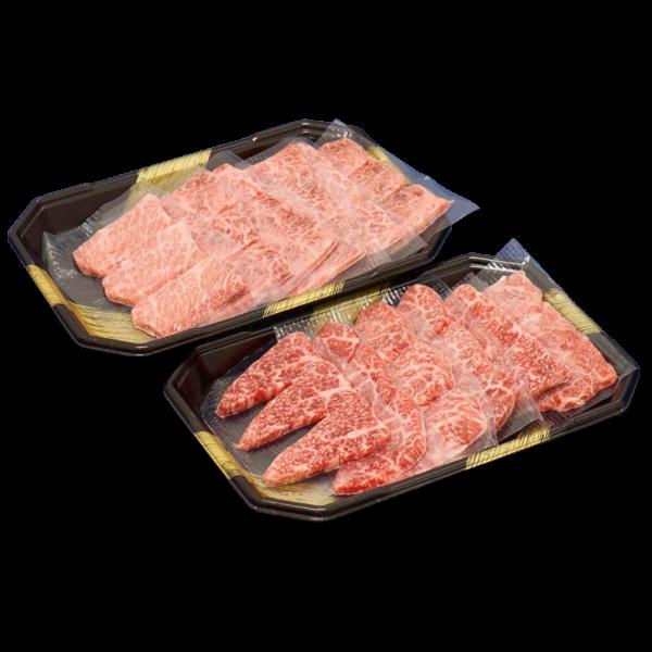 前沢牛・焼肉食べ比べセット600g